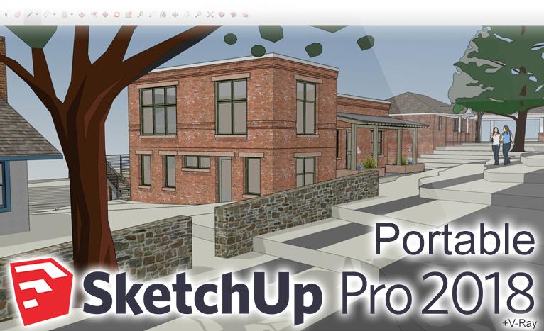 CRACK SketchUp Pro December 2017 for