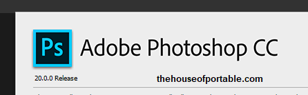 Adobe Photoshop CC 2019 Portable [Camera Raw 11] - The House